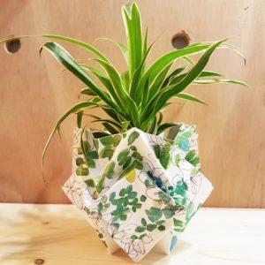 Tedzukuri Atelier, lampes origami