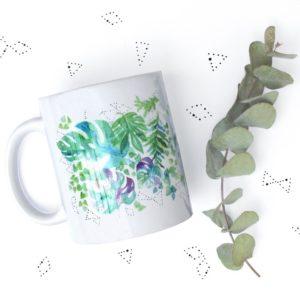 Thevy's Herbarium, illustrations, bijoux et accessoires en édition limitée ou pièces uniques dans un esprit poétique, coloré et ludique.